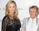 Who's used homeopathy? Rod Stewart's wife, Penny Lancaster 5