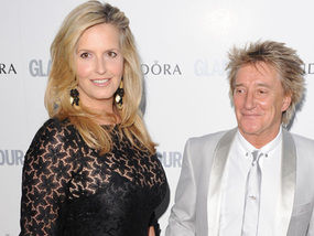 Who's used homeopathy? Rod Stewart's wife, Penny Lancaster 15