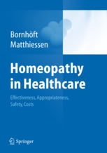 Homeopathy in Healthcare - a Swiss Government Report 4