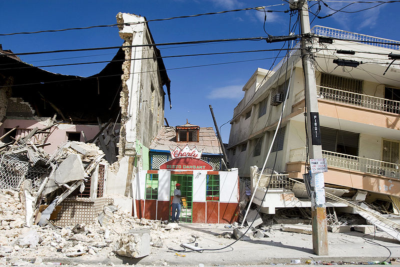 What's Happening Since the Earthquake? Homeopathy in Haiti 1