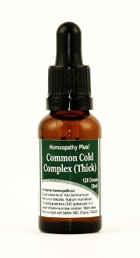 Common Cold Complex - Thick 4