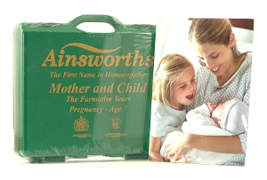 Ainsworth Mother and Child Kit Instructions 1