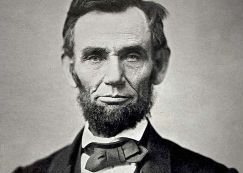 Abraham Lincoln a Supporter 1