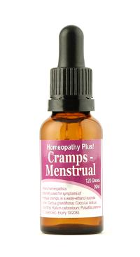 Cramps - Menstrual