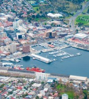 bigstock-Hobart-by-air-60628670 (2)