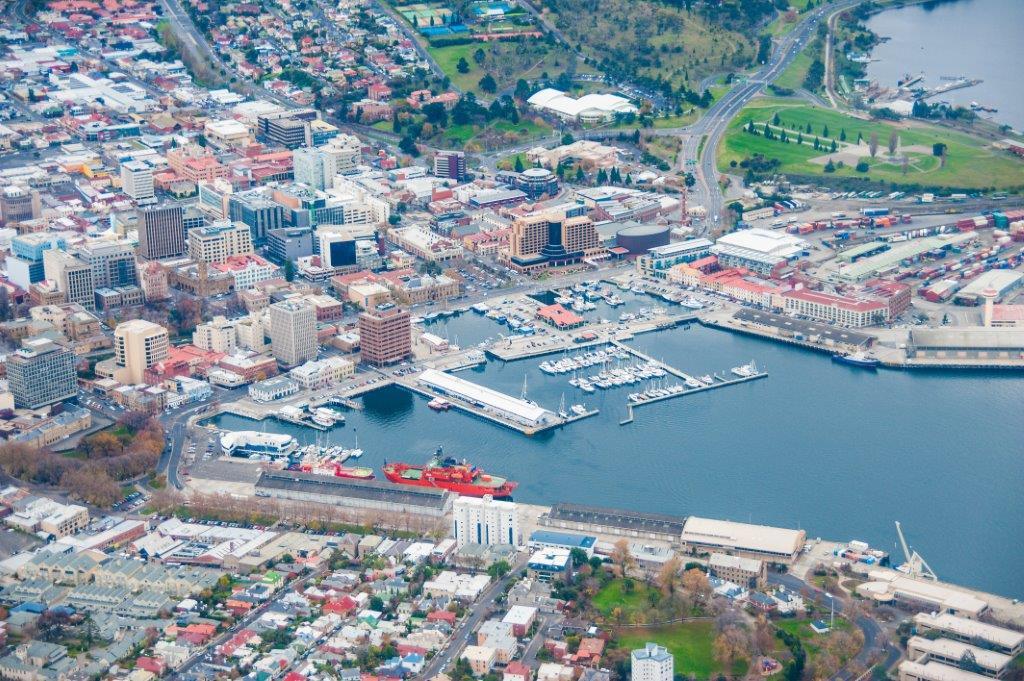 bigstock-Hobart-by-air-60628670 (2)