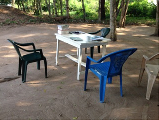 Visiting the Ghana Homeopathy Project 3