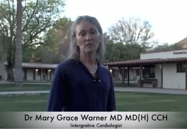 Video: Cardiologist uses homeopathy for her patients