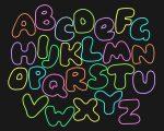 The alphabet of potency 8