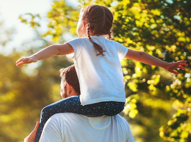 Balancing a child's behaviour 1
