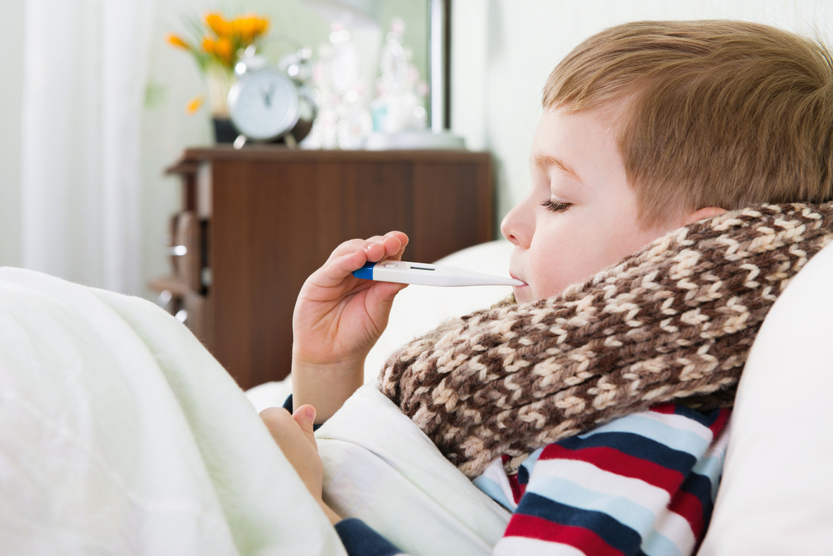 "Study: Homeopathy ""significantly better"" than antibiotics for children's colds 2"