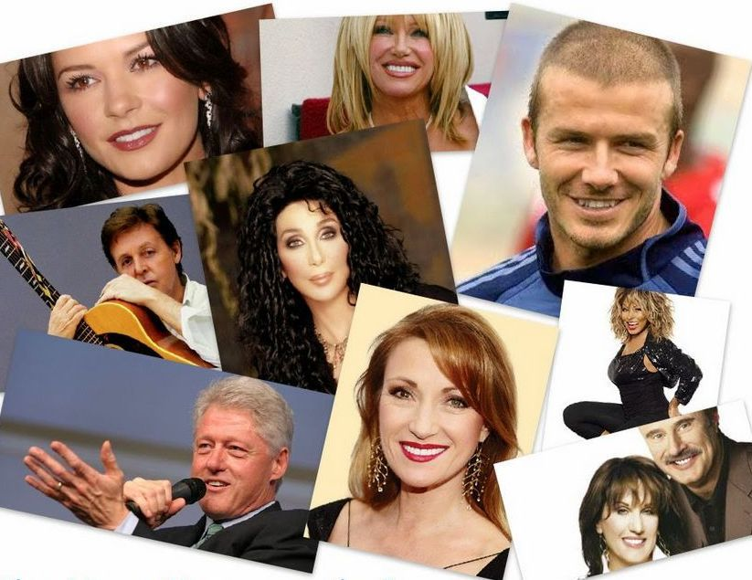 Homeopathic Healing and Celebrities 3