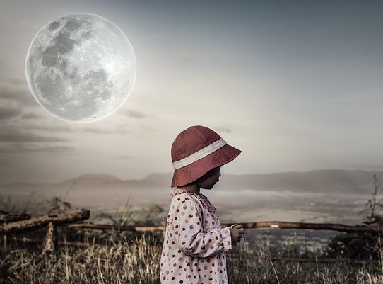 Children, the Moon & Remedies 5