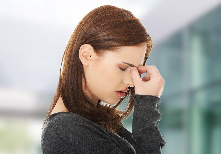 Suffering from Sinusitis? 2