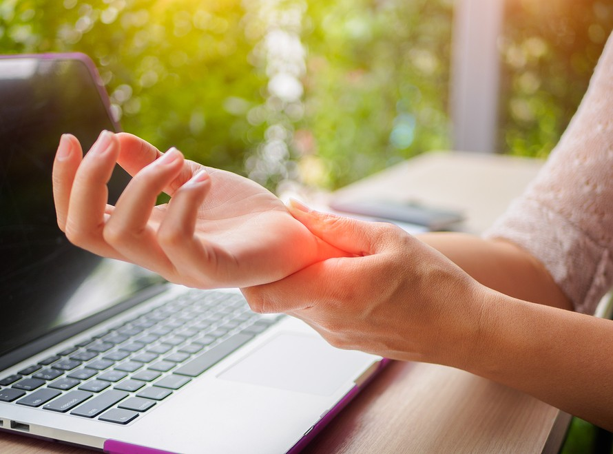 Help for Carpal Tunnel Syndrome 5
