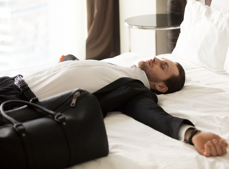Jet Lag and Homeopathy 1