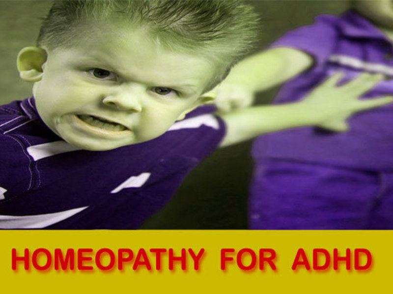Homeopathy for ADHD 3