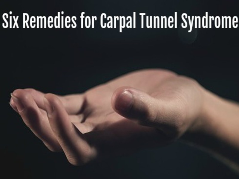 6 Remedies for Carpal Tunnel Syndrome 3