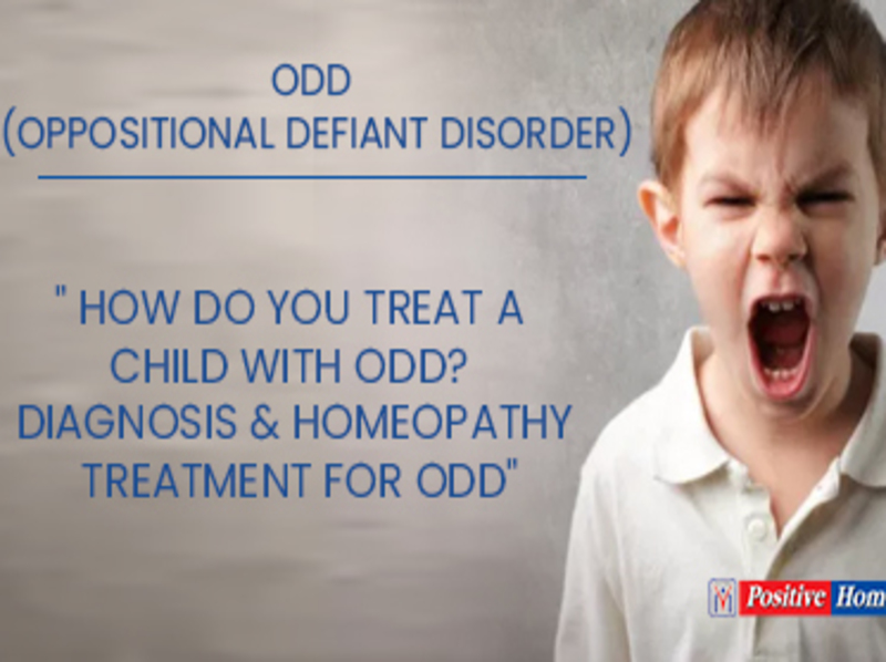 Treating ODD with Homeopathy 1