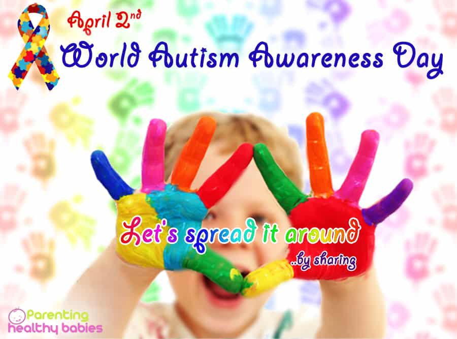 Today is Autism Awareness Day 5