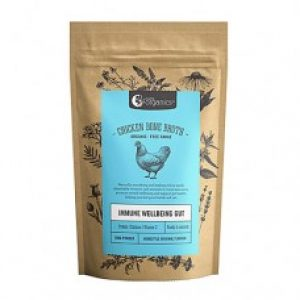 Chicken Bone Broth Powder (Organic) - Ready in Seconds 1