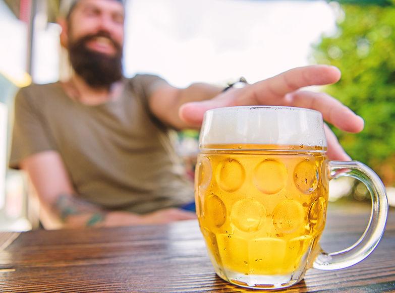 Study: Alcoholism Reduced 4