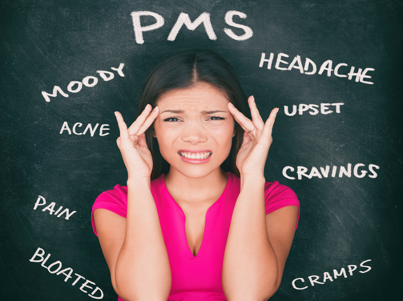 Placebo Controlled Trial for PMS 3
