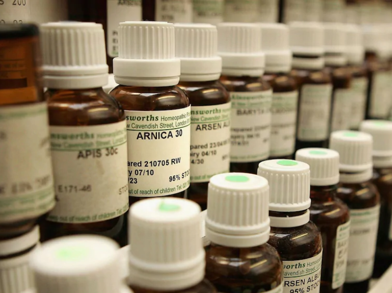 UK: War Declared on Homeopathy 1