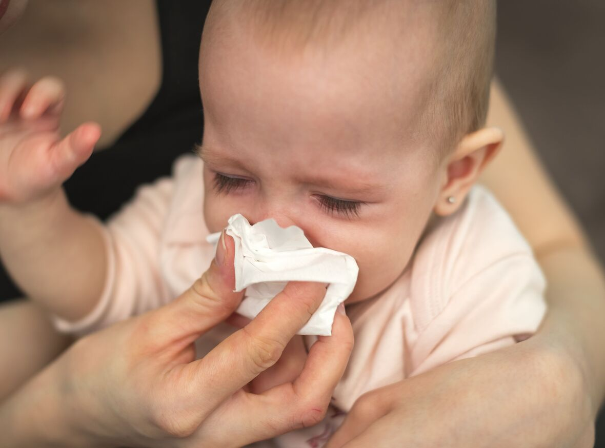 Baby Got the Sniffles? 1