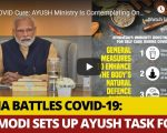 VIDEO: Indian Police Use Homeopathy For COVID-19 3