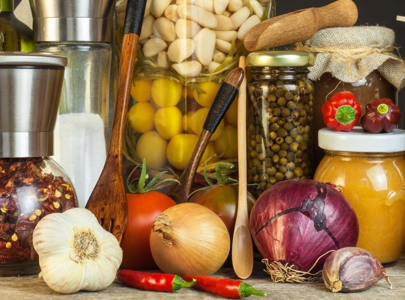 Charts: Kitchen Cupboard Cures 1
