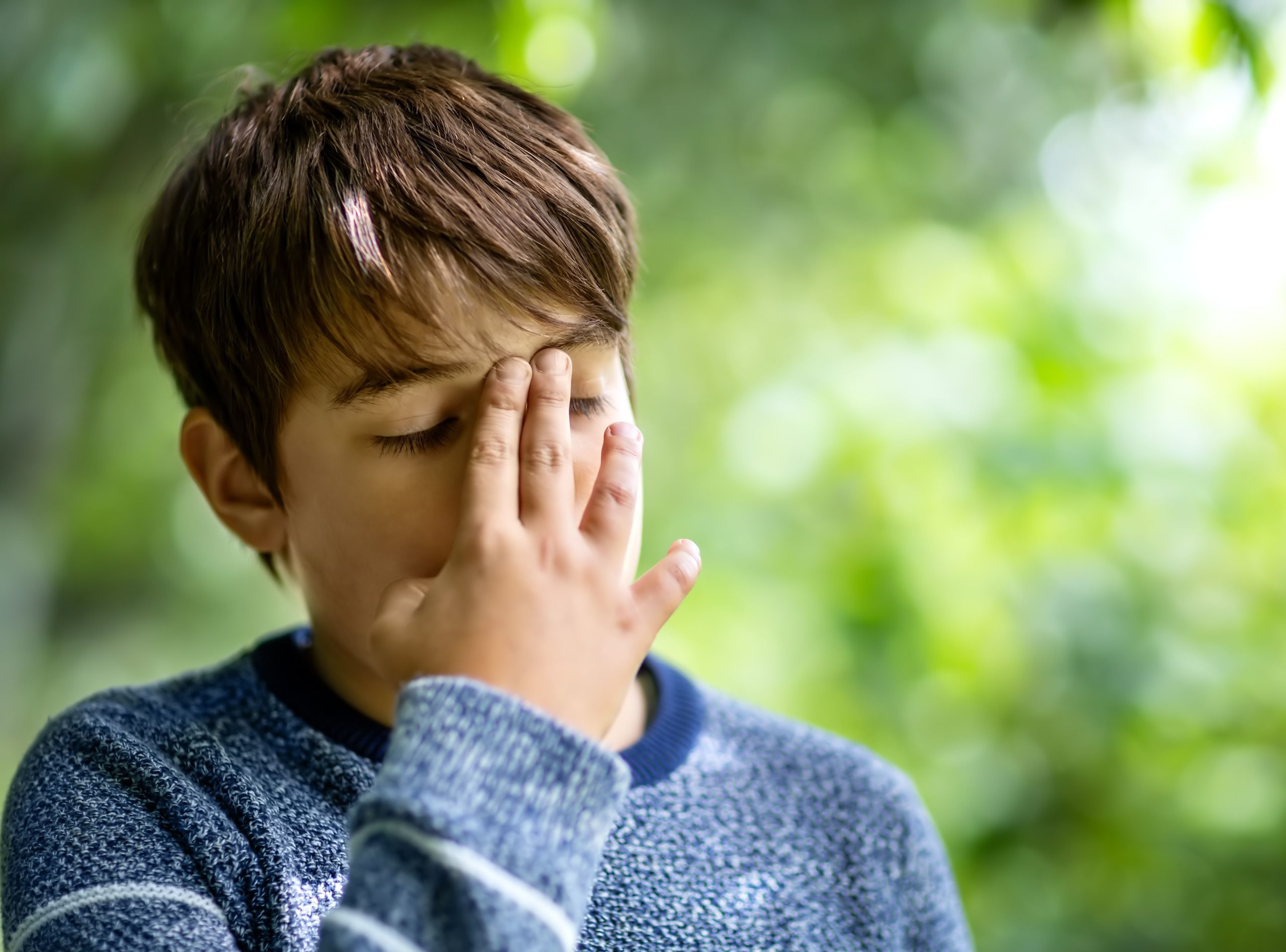 Study: Homeopathic Treatment and Prevention of Migraine in Children 1