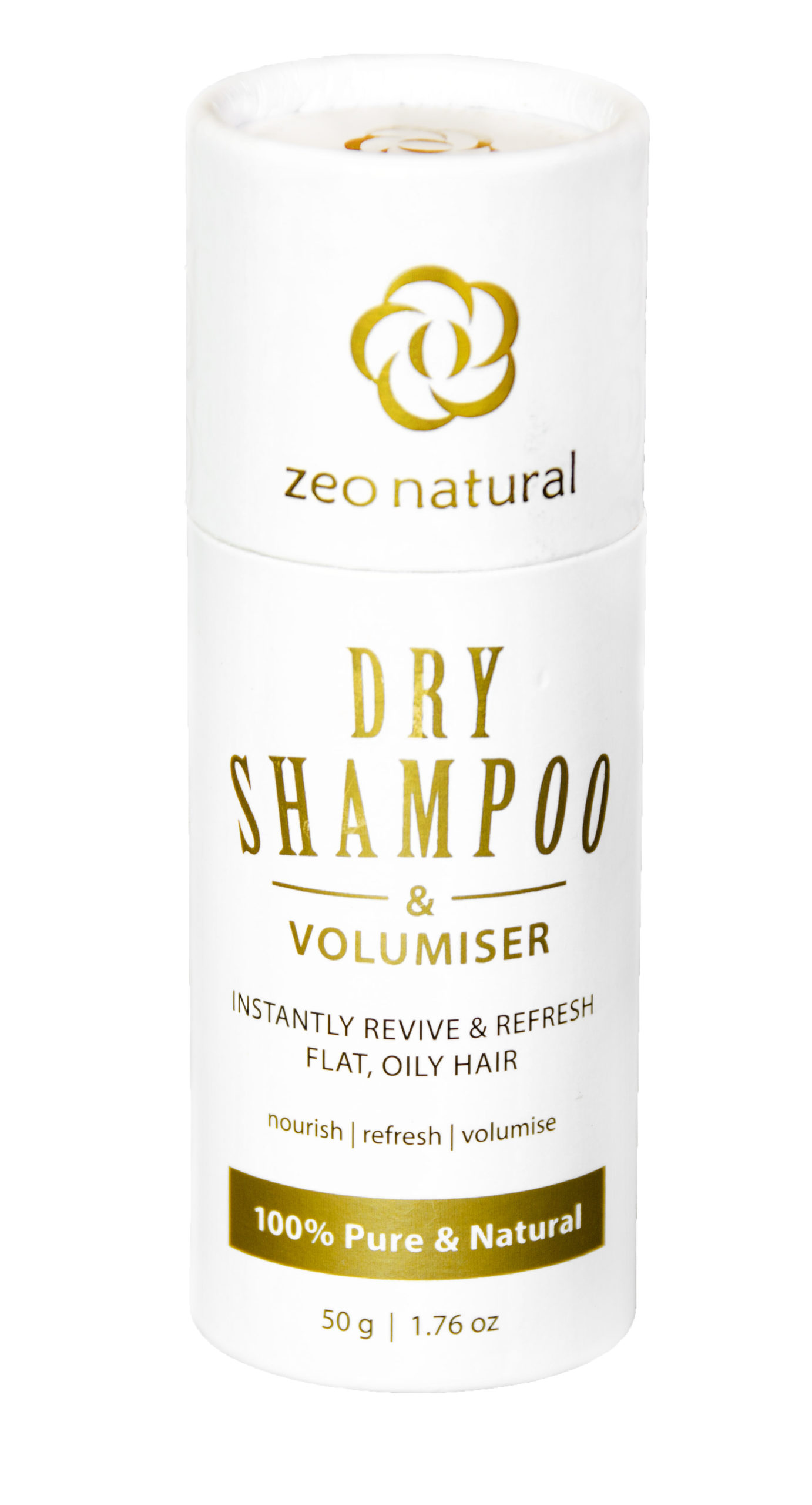 Natural Dry Shampoo & Volumiser 2