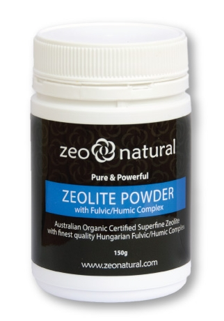 Offer 3: Save $4.50 On Zeolite Powder with Fulvic/Humic Acid Complex 3