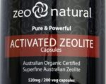 Offer 3: Save $4.50 On Activated Superfine Zeolite Capsules 13