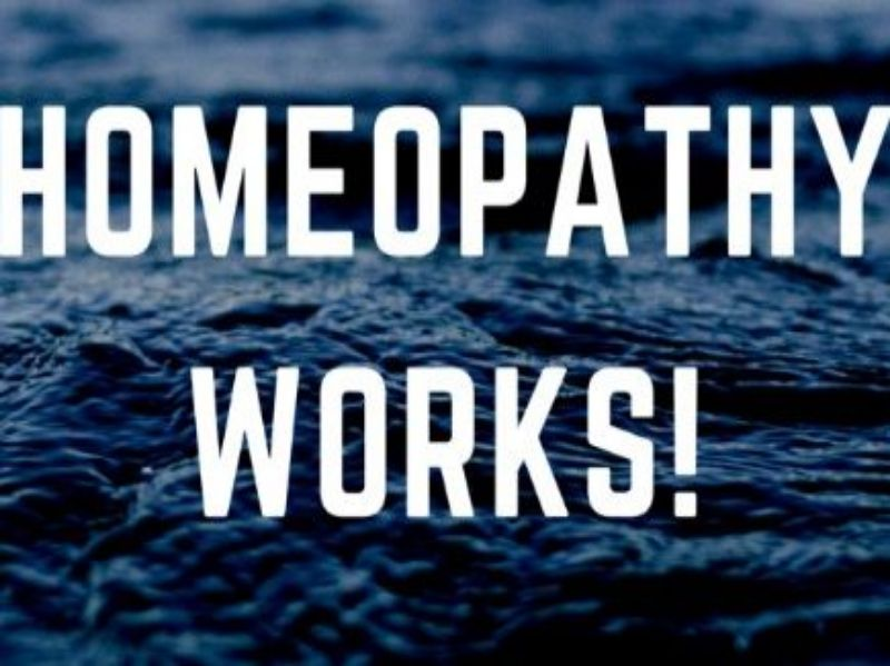Homeopathy to the Rescue 1